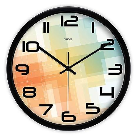 Lili Nido de Pájaro Reloj réplica Reloj de Pared Reloj de Pared de decoración para Salón
