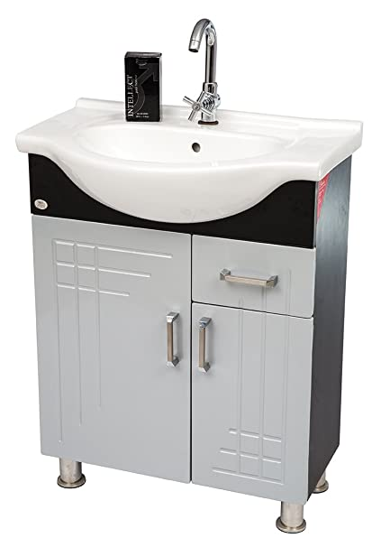 Awe Inspiring Dazzle Kitchen Modular Bwr Plywood Vanity Washbasin Cabinet 66 X 45 X 83 Sparkle Silver Complete Home Design Collection Barbaintelli Responsecom