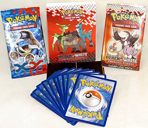 Pokemon Collectors Box: Mini Binder, Sleeves, Booster Pack, Sampler Pack + 10 More ()