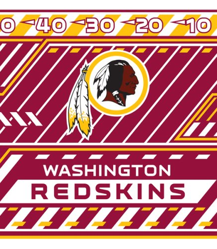 Nfl Stretch Book Covers - Turner NFL Washington Redskins Stretch Book Covers (8190196)