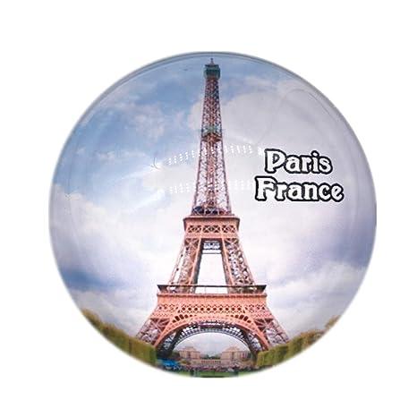 Weekino Souvenir Torre Eiffel, París, Francia, Imán de Nevera ...