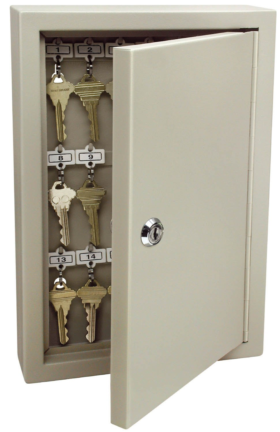 locking storage cabinet key lock box cabinet locking combination steel safe wall 22784