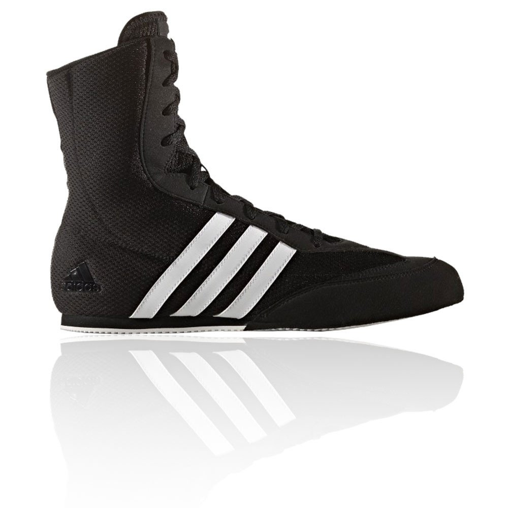 brand new 10d36 9c2bf ... Shoes  adidas Box Hog 2 Junior Boxing Boots. Sale! 🔍. On Sale