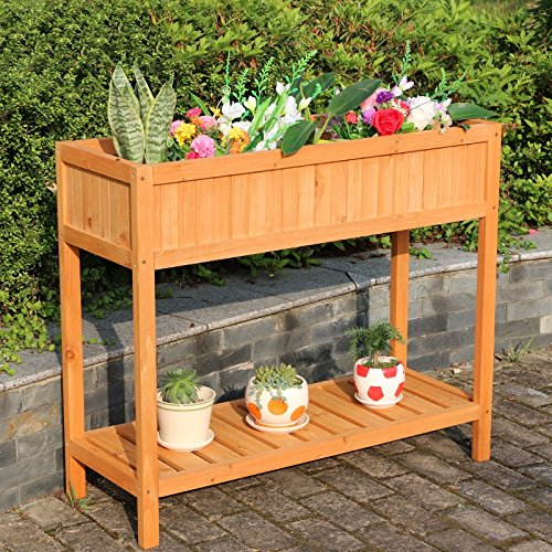 Solid wood flower rack living room balcony floor multi - storey flower pots indoor simple meat plant flowers by Flower racks - xin