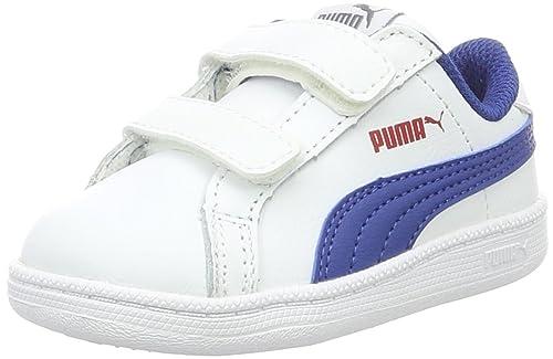 Puma Bianco Scarpe da ginnastica Ragazze Puma Smash Fun V