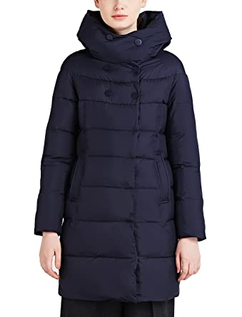 ICEbear Women's Thick Winter Jacket Quilted Coat [16G6128]: Amazon ...