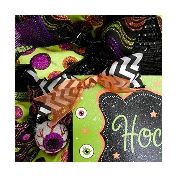 Hocus-Pocus-Crazy-Eyeball-Halloween-Wreath-Handmade-Deco-Mesh
