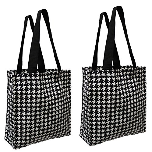 Earthwise Reusable Grocery Shopping Tote Everyday Bag Hounds