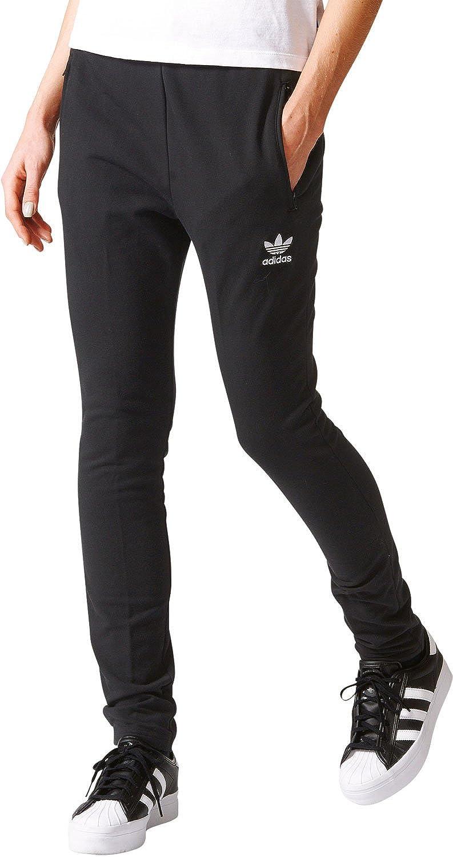 adidas Slim TP OH Pantalón, Mujer, Negro, 48: Amazon.es: Ropa y ...