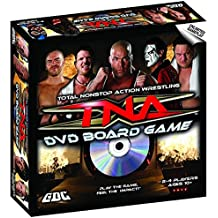 Total Non-Stop Wrestling (TNA) DVD Board Game