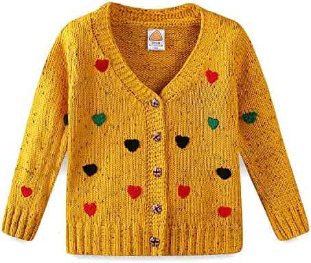 8d32412e3 Shopping 2 Stars & Up - Yellows - Sweaters - Clothing - Girls ...