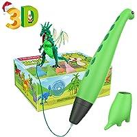 Tecboss Dinosaur Toy Design 3D Printing Pen for Kids