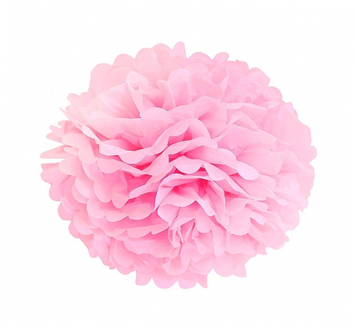 Daily Mall Diy Tissue Paper Flower 10pcs 8 Inch 10 Inch Decorative