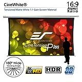 "Elite Screens CineTension B Series, 180"" Diagonal"