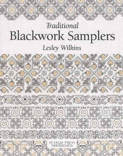 Prices for Traditional Blackwork Samplers - 1