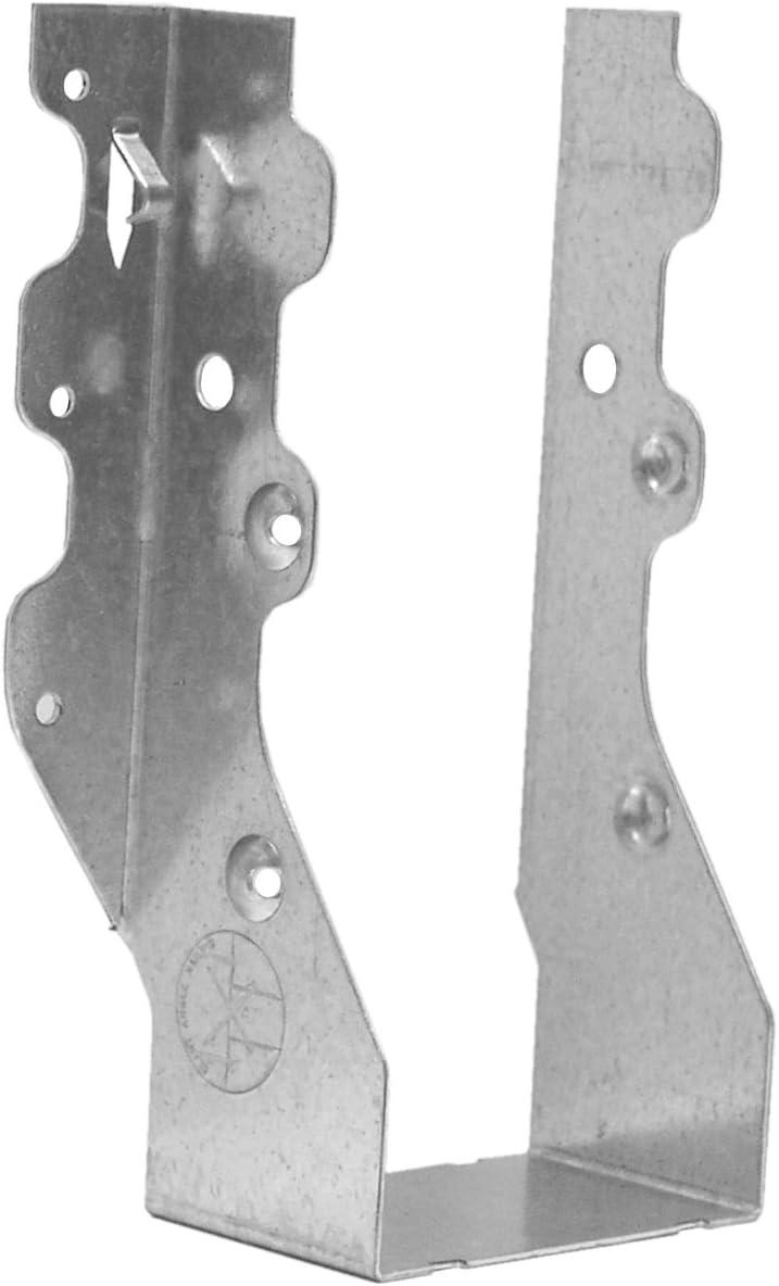 2 by 8 USP Structural Connectors JUS28-2TZ G185-Triple Zinc Galvanized Double Face Mount Joist Hanger
