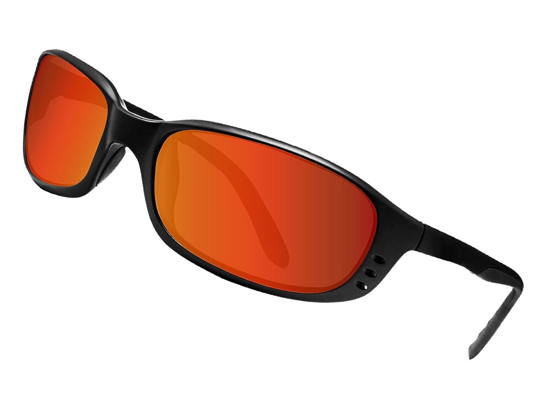 Glintbay 100/% Precise-Fit Replacement Sunglass Lenses for Costa Del Mar Fathom