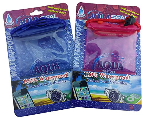 Universal Waterproof Container Protecting Valuables