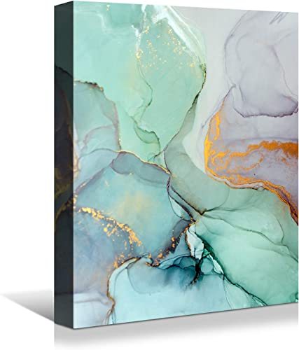 Looife Abstract Marble Picture Canvas Wall Art