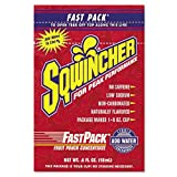 Sqwincher Fast Pack Drink Package, Fruit Punch, .6oz Packet, 200/Carton