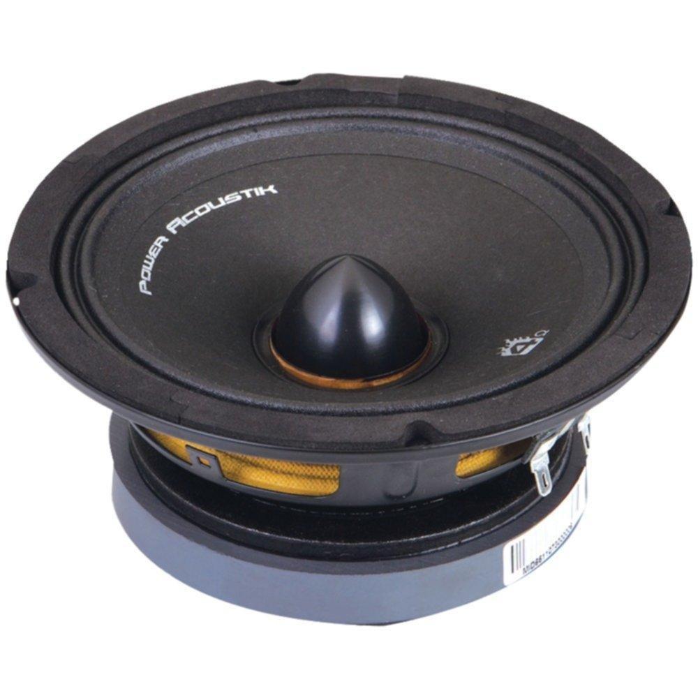 POWER ACOUSTIK MID-80 350-Watt Midrange Speaker consumer electronics Electronics