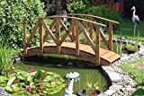 Europa Low Rail Garden Bridge (5ft Europa LR)
