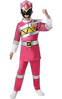 Rubies - Disfraz para Mujer de Power Ranger Amarilla, Producto ...