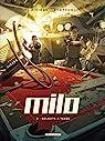 Milo, Tome 3 : Soldat à terre par Rivière