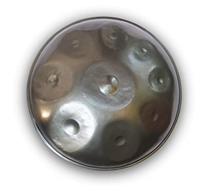 Bali Steel Pan (E Major) – Affordable Custom Handpan Experience