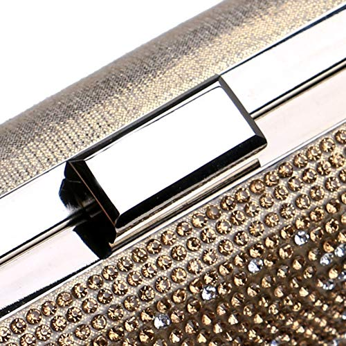 Multi Tote Clutch functional Elegant Bags Bags Banquet Gold Bag Bags Get Shoulder Womens Party Together Fashion Pdnqpp