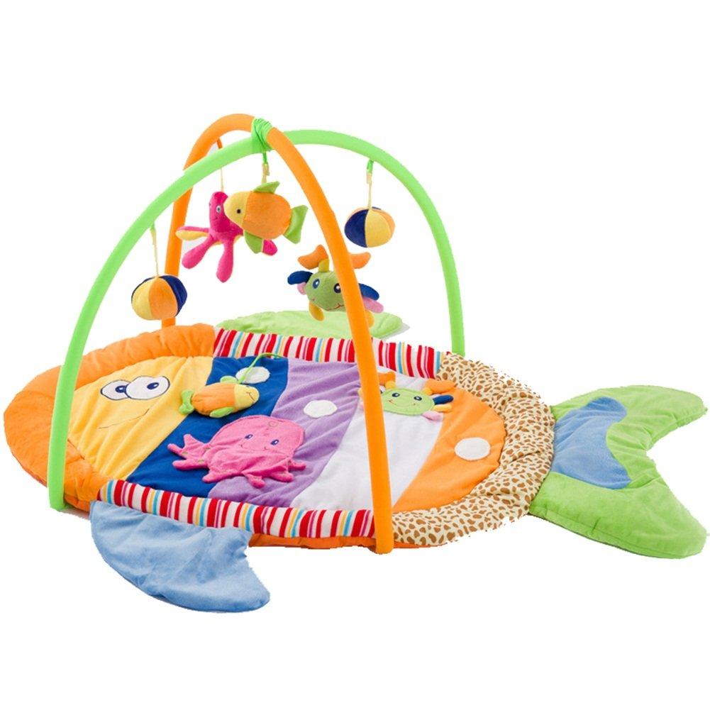 elige tu favorito Blanket Flash- Juego del del del bebé Estera, Marco de la Aptitud, la Almohadilla Niños Pequeños Puzzle Descubrimiento Música de Juguete Juego, Actividad Aptitud Estante tapete de Gimnasia de la Actividad  hasta un 60% de descuento