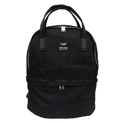 954cb58c7e65 anello アネロ リュック レディース カバン 鞄 A4 長財布 2層式 多機能リュック リュック