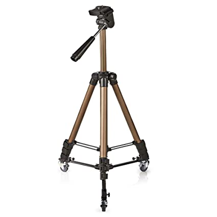 TronicXL - Trípode con Ruedas para cámaras réflex Digitales Nikon ...