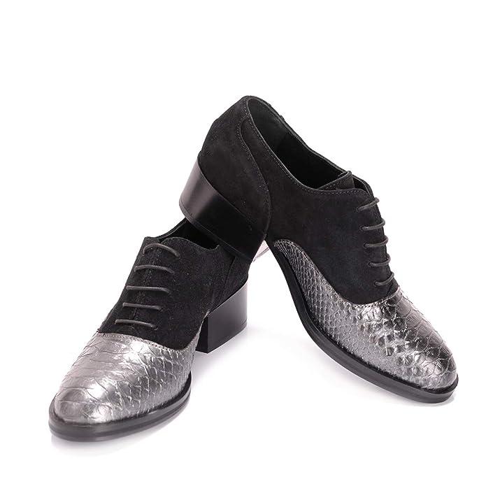Jo Liu Allecciata S65103 Maschile P0228 Chaussures 37 Oxford ZPukOXi