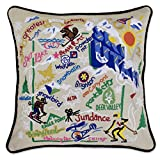Catstudio Ski Utah Pillow