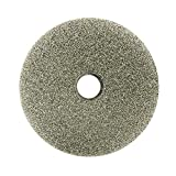 uxcell 100mm 4-inch Grit 120 Diamond Coated Flat Lap Disk Wheel Grinding Sanding Disc