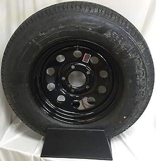 Amazon Com Gopowersports Tire And Wheel Assembly Go Kart Atv 145