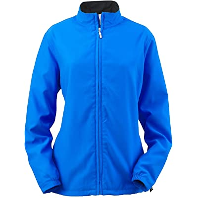 Ashworth 5401C Ladies Full-Zip Lined Wind Jacket
