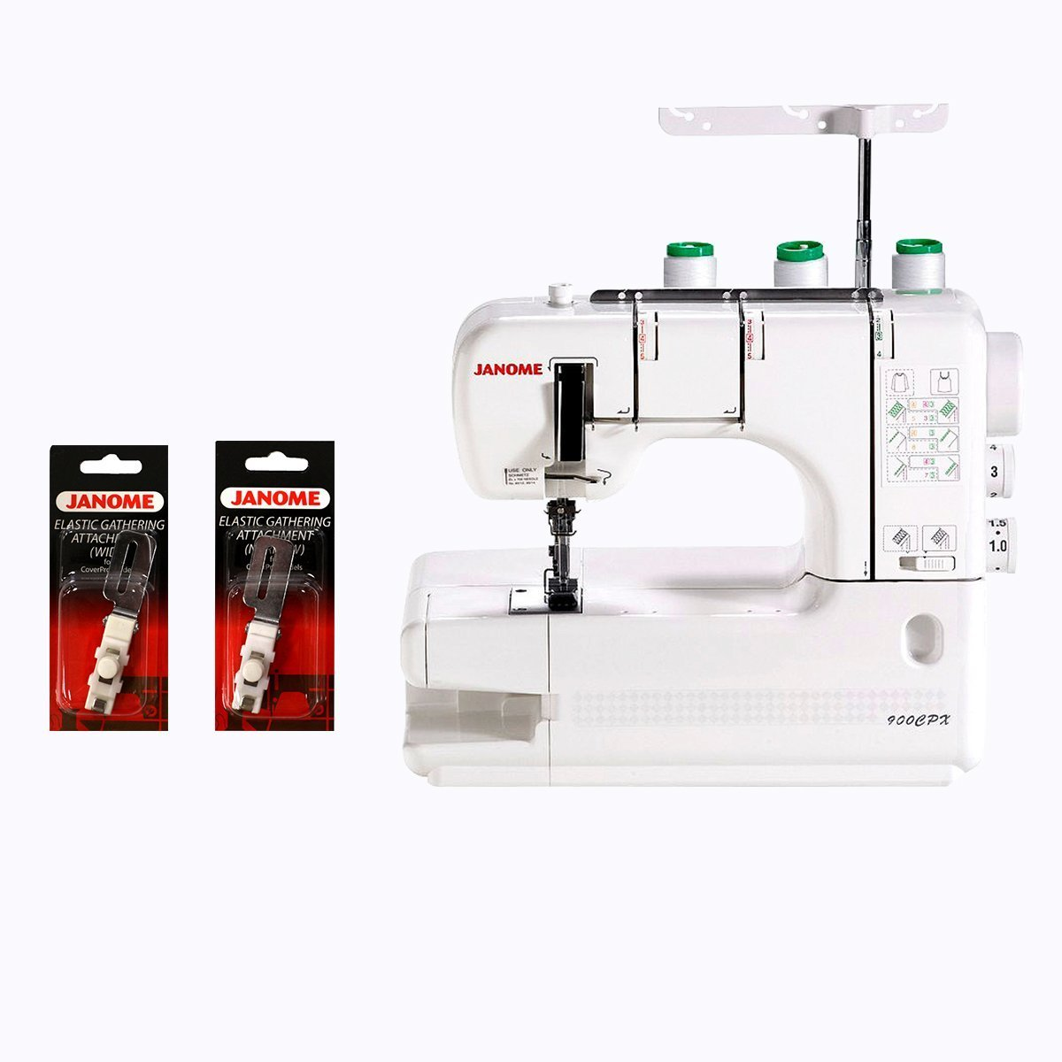 Top 5 Best Serger For Knits (2019 Reviews) 3