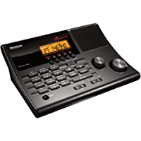 $87 » Uniden BC365CRS 500 Channel Scanner and Alarm Clock with Snooze, Sleep, and FM Radio with…