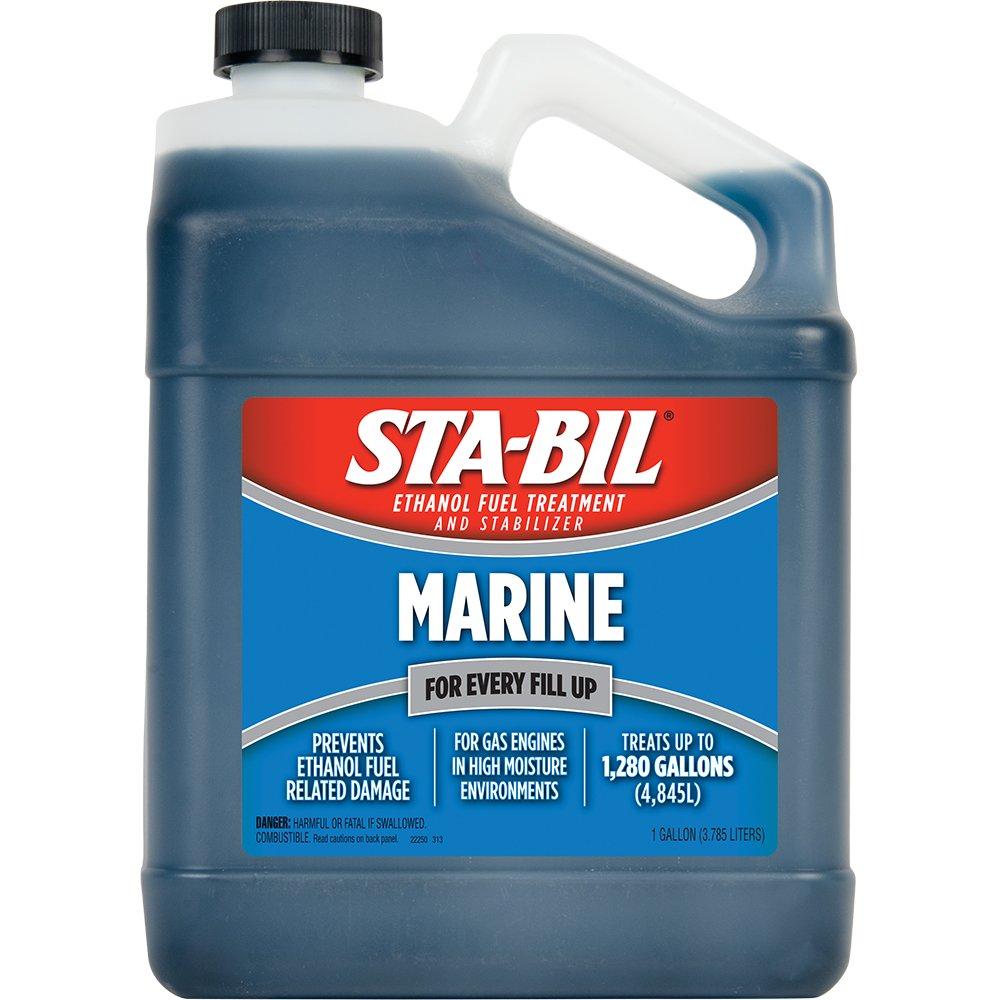 STA-BIL 22250-4PK Marine Formula Ethanol Fuel Enhancer, (Pack of 4)