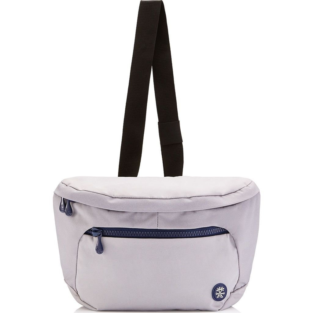 Light Gray Crumpler Inner Realm Medium Waist Pack