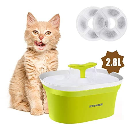 Fuente de Bebida para Mascotas, de Gran tamaño, de 95oz, para Gatos y