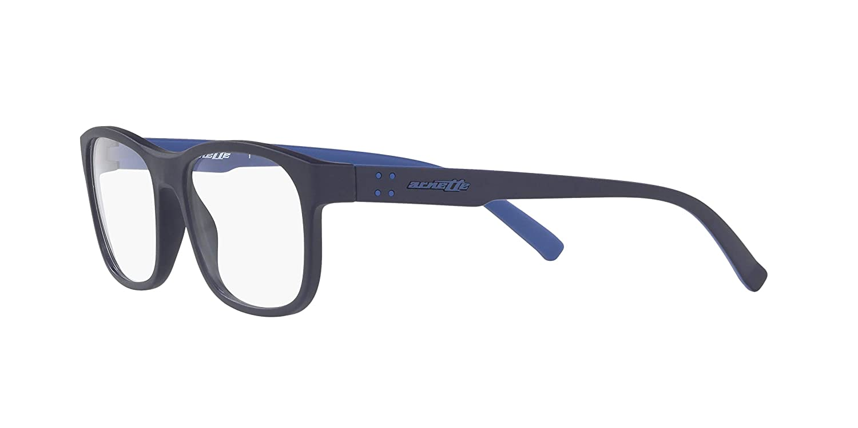 Arnette Mens Williamsburg Rectangular Sunglasses 54 mm Matte Dark Blue