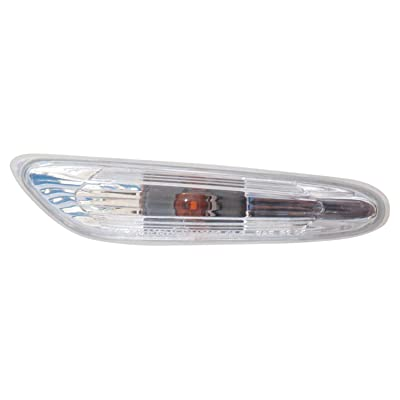TYC 18-0399-00-1 Compatible with BMW Right Replacement Side Marker Light: Automotive