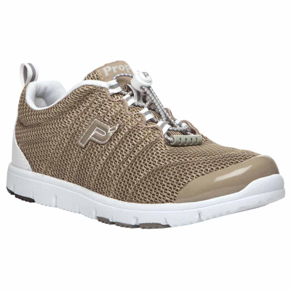 Propet Women's Travelwalker II Shoe B00GW6Y458 9.5 B(M) US Tan