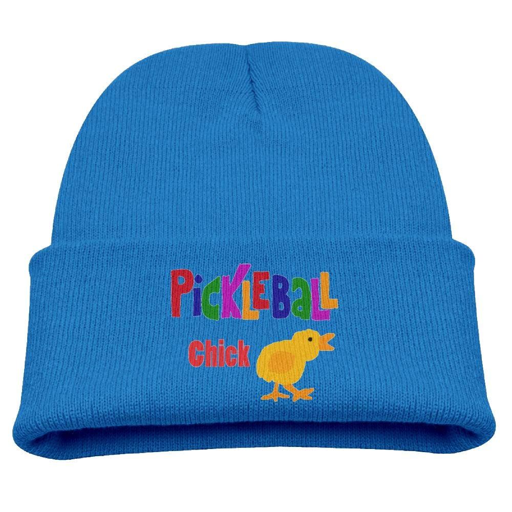 Banana King Pickleball Sport Baby Beanie Hat Toddler Winter Warm Knit Woolen Cap for Boys//Girls