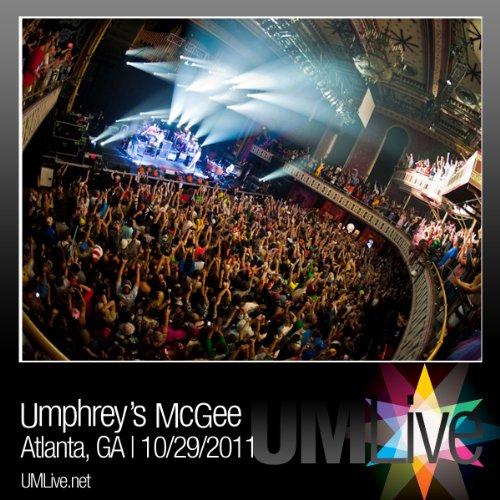 UMLive: 10/29/2011 Atlanta, GA