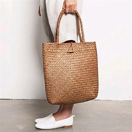 54d87e06795c BoBoSaLa Sale Women Fashion Designer Lace Handbags Tote Bags Handbag Wicker  Rattan Bag Shoulder Bag Shopping