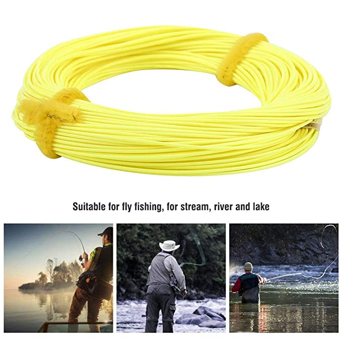 Fly Fishing Line W//F//Floating  # 8